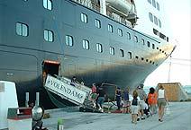 лайнер Volendam компания Holland America Line