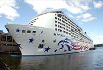 Pride of America NORWEGIAN CRUISE LINE