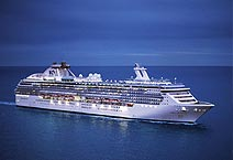 Лайнер PRINCESS  CRUISES