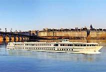 Princesse D'Aquitaine речной теплоход компания CroisiEurope