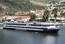 ms Douro Queen теплоход компании Nico Tours